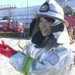 横浜消防出初式 20160131