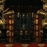 京都 国宝浪漫「歴代天皇 安らぎの地に伝わる至高の書 泉涌寺」 20160202