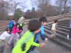 ライフ・ライン「かけっこ教室忍者塾 ~走る喜びを次世代へ~」 20160207