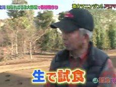 相葉マナブ 『東京の知られざる3大食材を学べ!』こんな場所で野菜が育つ!? 20160313