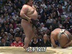 大相撲 幕内の全取組「春場所 三日目」 20160315