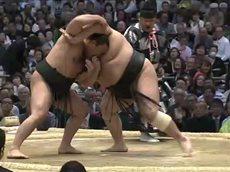 大相撲 幕内の全取組「春場所 四日目」 20160316