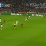 サッカーヨーロッパ最強リーグ・UEFAチャンピオンズリーグ ハイライト 20160318