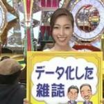 バラエティー生活笑百科▽ドローンで夜桜撮影? ほか【ゲスト】堀内孝雄 20160319