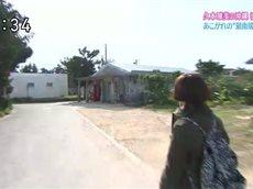 遠くへ行きたい 久本雅美「最南端の甘い生活」 沖縄 波照間島 20160320