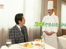 きょうの料理 谷原章介のザ・男の食彩「料理人の登竜門 オムライス」 20160324