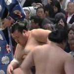 大相撲 幕内の全取組「春場所 十二日目」 20160324