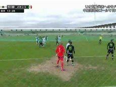 サッカー・U-23リオ五輪強化試合 日本代表vsメキシコ代表 20160325