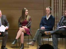 ロイヤル・アカデミー 音楽白熱教室 第5回「若き作曲家と現代」 20160325