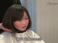にっぽん紀行「髪がつなぐ物語~大阪 梅田~」 20160325