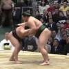 大相撲 幕内の全取組「春場所 十三日目」 20160325