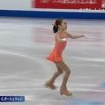 世界フィギュアスケート選手権2016女子ショートプログラム 20160401