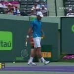 ATPテニス マスターズ1000 マイアミオープン 男子シングルス・準決勝 20160401