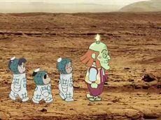 忍たま乱太郎の宇宙大冒険 withコズミックフロントNEXT▽太陽系のお友達 20160402