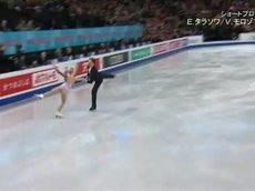 世界フィギュアスケート選手権2016ペア・フリー<スポーツLIFE HERO'S PLUS> 20160403