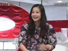 おしゃれイズム【人気女優・清水富美加の不思議キャラ爆発!】 20160403