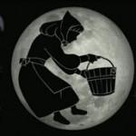 忍たま乱太郎の宇宙大冒険withコズミック▽月ウサギがクレーターをかけるの段 20160409