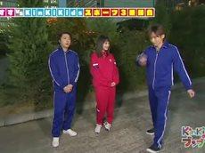 KinKi Kidsのブンブブーン【広瀬すずとスポーツ真剣勝負!】 20160417