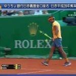 ATPテニス マスターズ1000 モンテカルロ ロレックスマスターズ 20160418