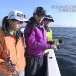 フィッシング倶楽部「あかり先生とひよこちゃん響灘で鯛ラバチャレンジ!」 20160424