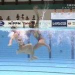 シンクロナイズドスイミング ジャパンオープン2016~辰巳国際水泳場から中継~ 20160501