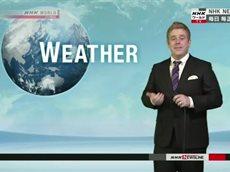 Doki Doki! ワールドTV「英語でニュース・気象情報を伝える」 20160501