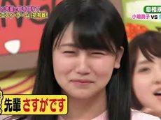 AKBINGO!【初挑戦の連続!破竹の勢いチーム8が先輩たちとバラエティー修行】 20160503