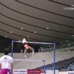 第55回NHK杯体操~リオデジャネイロ五輪代表選考会~「女子個人総合」 20160504