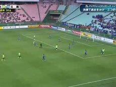サッカーアジア最強クラブ決定戦 AFCチャンピオンズリーグ2016ハイライト 20160504