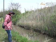 THEフィッシング「のべ竿で楽しむ 春のマブナ釣り」 20160507