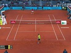 ATPテニス マスターズ1000 ムチュア マドリードオープン 20160507
