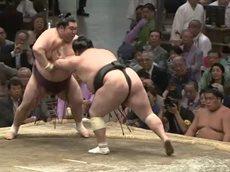 大相撲夏場所 十四日目 ▽白鵬V37なるか!踏みとどまるか稀勢の里! 20160521