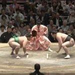 大相撲夏場所 千秋楽 20160522