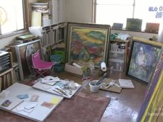 ハートネットTV ブレイクスルー File.49「視覚障害の画家・是永昭宏」 20160523