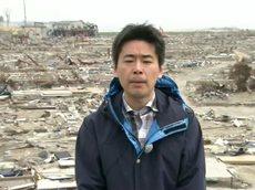 熊本へ from 東日本 クローズアップ東北「心療内科医の2か月」 20160527