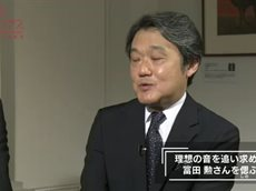 NHKアーカイブス「理想の音を追い求めて~冨田勲さんを偲(しの)ぶ~」 20160529