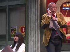 笑福亭鶴瓶×二階堂ふみ 舞台スジナシ アドリブ芝居をリアルに放送! 20160212