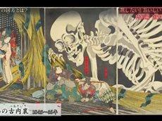 趣味どきっ! 旅したい!おいしい浮世絵 特別編「歌川国芳と国貞」 20160601