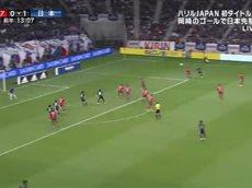キリンカップサッカー2016 準決勝 日本×ブルガリア 20160603