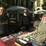世界ふれあい街歩き ちょっとお散歩「バルセロナ旧市街~スペイン~」 20160607