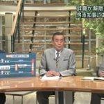 報道ステーション 20160614