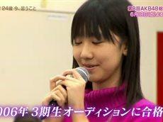 第8回AKB48総選挙直前SP~柏木由紀 24歳 今、思うこと~【18日総選挙】 20160615