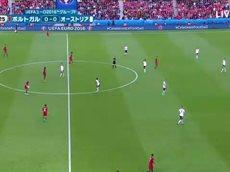 サッカー・UEFAユーロ2016 ポルトガル×オーストリア 20160618