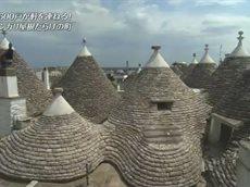 世界遺産「1600戸!トンガリ屋根のイタリアの町」 20160619