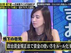 橋下×羽鳥の新番組(仮) 20160620