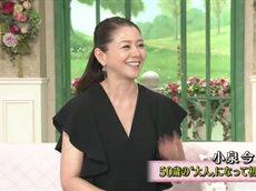 徹子の部屋 初登場!小泉今日子 20160624
