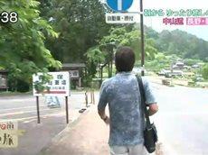 歴史の道 歩き旅~大和田獏 中山道の宿場町を巡る旅「妻籠宿」~ 20160624