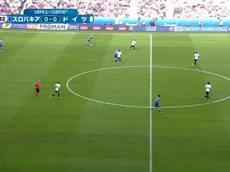 サッカー・UEFAユーロ2016 決勝T 1回戦 ドイツ×スロバキア 20160626