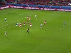 サッカー・UEFAユーロ2016 準々決勝 ウェールズ×ベルギー 20160701