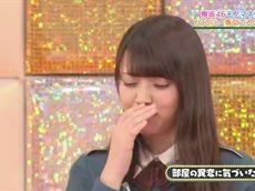 欅って、書けない?「欅坂46モノマネ選手権」 20160703